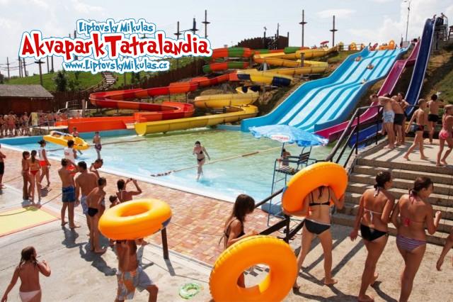 5-svobodnyblog.cz_ Dovolená v aquaparku Tatralandia, Liptovský Mikuláš