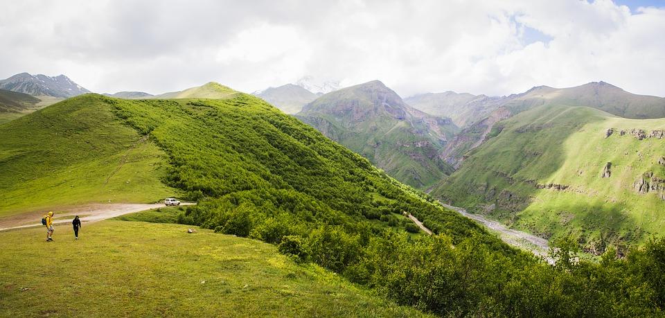 Pohoří Kavkaz