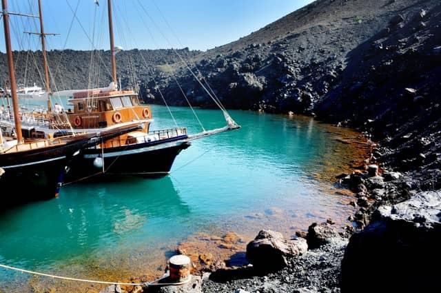 řecko je ráj pro turisty