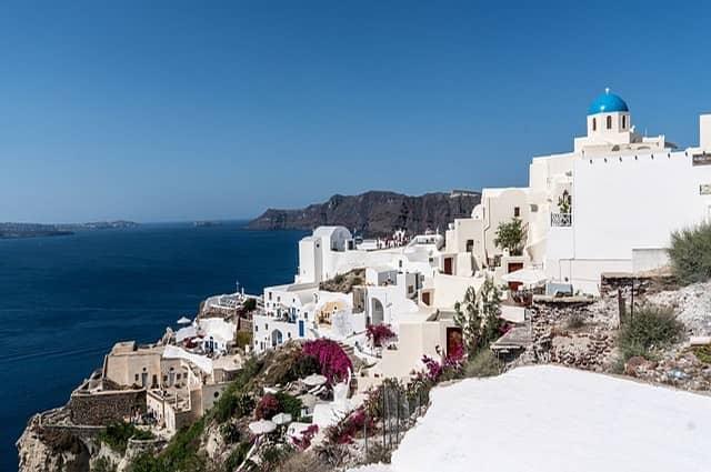 nejkrásnější místa v řecku