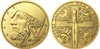 české zlaté mince