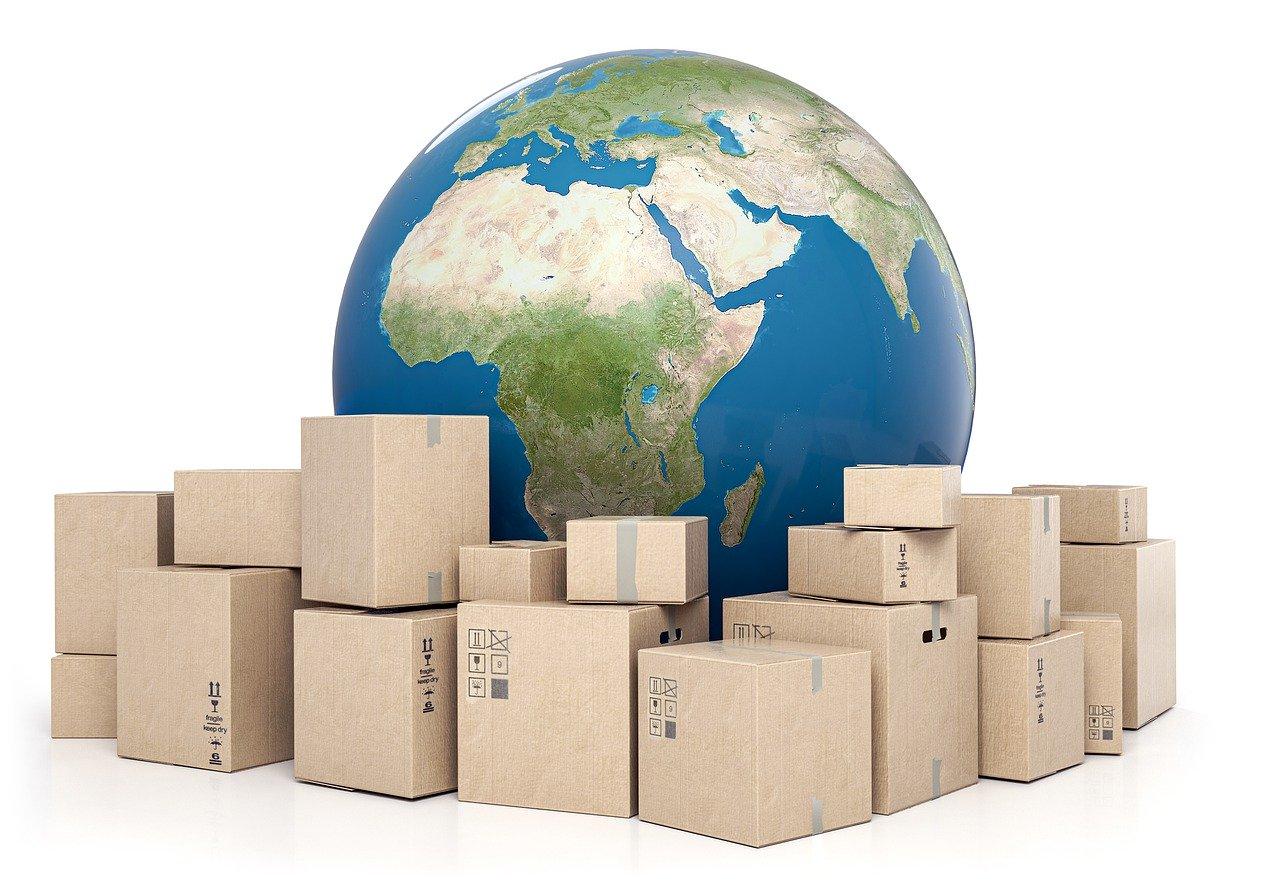 Balík ze zahraničí