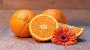 Pomeranč má blahodárné účinky na naše tělo